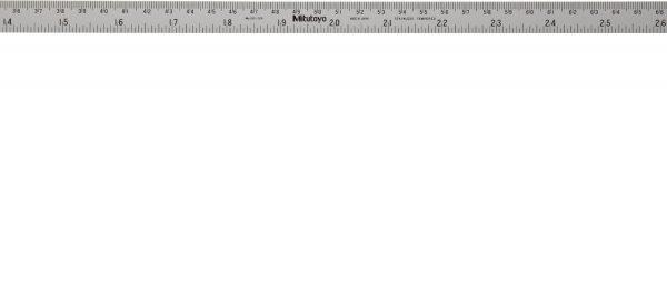 Regla Metalica Graduada Marca: Mitutoyo Ref: 182-309