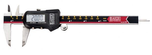 Calibrador Pie de Rey digital 12 Marca Baker Modelo: SDN30