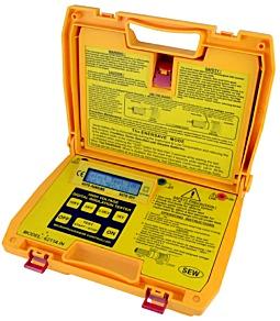 Medidor de Aislamiento Digital 10.000 voltios. Marca: TopTronic Modelo: TIN7D