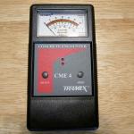 Medidor de Humedad Marca: Tramex Modelo: CME4