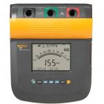 Medidor de Aislamiento Marca Fluke Modelo 1550C
