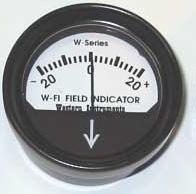 Gaussimetro Análogo 20-0-20 con Certificado de Calibración