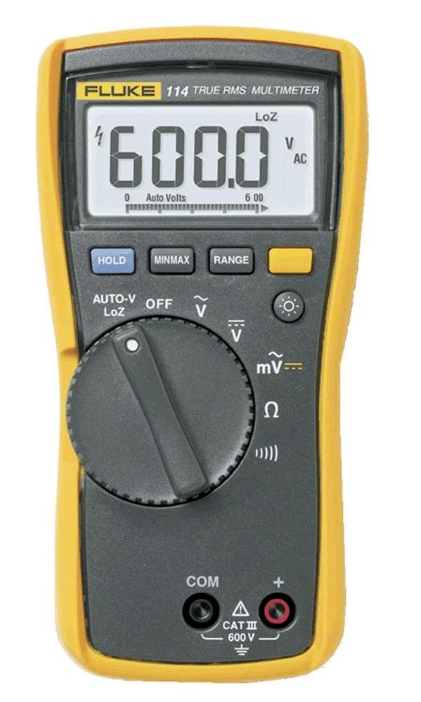 Multimetro Digital Fluke 114