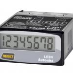 Horometro Digital Autonics Ref: LE8N BN MARCA AUTONICS