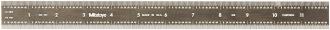 Regla Metalica de 0 a 12 Mitutoyo Ref. 182 129