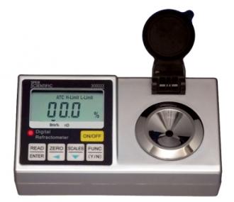 Refractómetro Portátil Digital Marca: Sper Scientific Modelo: 300034
