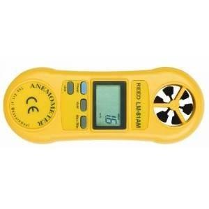 Anemómetro Digital Portátil, Marca: LUTRON, Modelo: LM-81AM