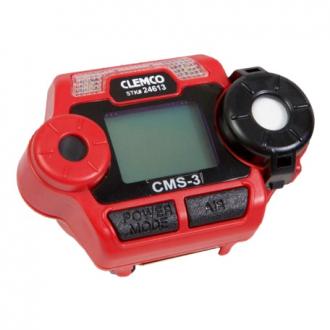 Detector de Monoxido de Carbono Monitor Alarma Marca: CLEMCO, Modelo: CMS-3