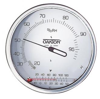 Termohigrometro Analogo Marca: Oakton Modelo: wd 03313 70