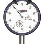 Comparador de Caratula Analogo Marca: Teclock Modelo: TM110