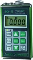 Medidor de Espesores en Metales por Ultrasonido ( Dakota MX-5)