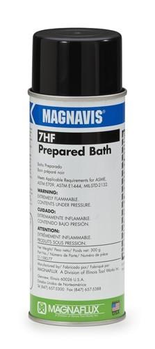 Particulas Magneticas Negras Marca: Magnaflux, Ref: 7HF