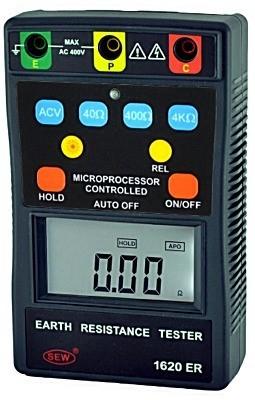 TELUROMETRO DIGITAL RANGO 0 A 20 MARCA: SEW, MODELO: 1620