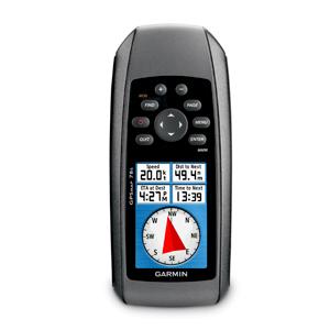 POSICIONADOR SATELITAL GPS MARCA GARMIN MODELO 78s