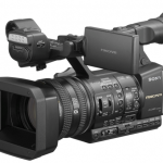 Cámara AVCHD Full HD Marca: SONY Modelo: HXR-NX3/1