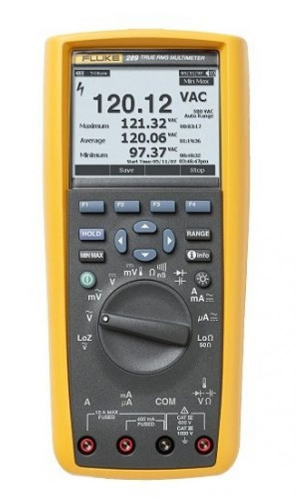 Multímetro Digital Fluke 289