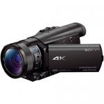 Cámara ULTRA HD Marca: SONY Modelo: FDR-AX100 4K
