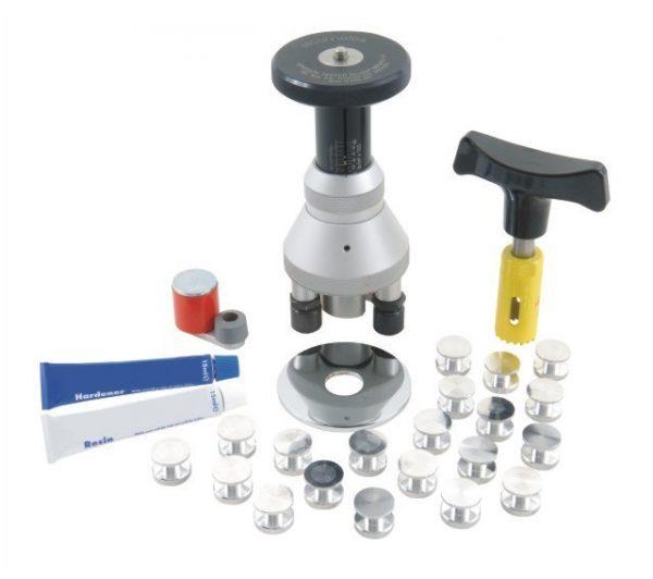 Medidor de Adherencia Mecánico por Arranque Elcometer 106/4