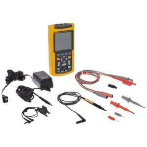 Kit Osciloscopio Digital FLUKE 123/003