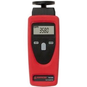 Tacómetro digital de medidas de contacto y sin contacto TACH-20