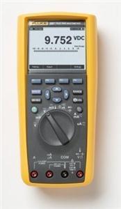 Multímetro hasta de 500 voltios Marca Fluke Modelo 287
