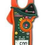 Pinza amperimétrica EXTECH EX820 de 1000 A AC / 600V AC/DC