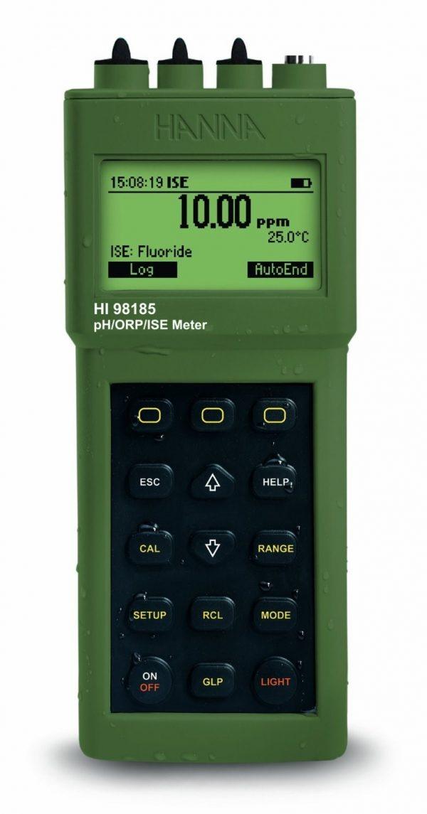 Medidor portátil HI 98185