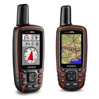 GPS MARCA: GARMIN, MODELO: MAP 64S