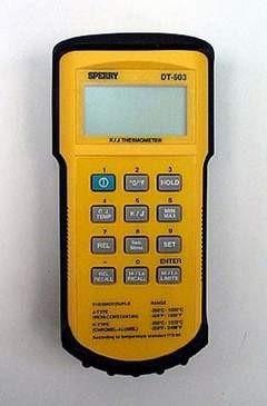 Termómetro Digital SPERRY Modelo DT-503 con Termocupla Tipo K