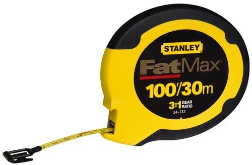 Cinta Métrica 30m Metálica Stanley