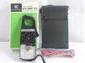 PINZA ANALOGA VOLT/AMP/OHMS MARCA KYORITSU MODELO K 2608