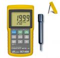 CONDUCTIMETRO DIGITAL DATALOGER MARCA LUTRON MODELO BCT 4308