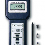 DINAMOMETRO DIGITAL MARCA LUTRON MODELO RS-232
