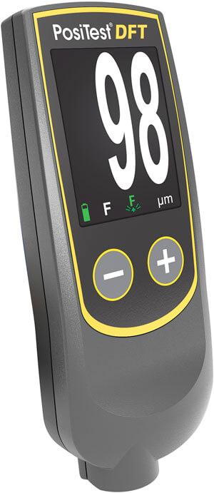 Medidor de Espesor de Pelicula Seca - Marca: Defelsko Modelo: Positest DFT