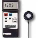 MEDIDOR DIGITAL DE RADIACION ULTRAVIOLETA MARCA LUTRON MODELO UV-365