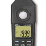 ANEMOMETRO DIGITAL MARCA LUTRON MODELO LM 8102