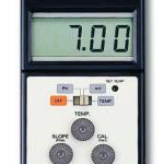 MEDIDOR DIGITAL DE PH MARCA LUTRON MODELO PH 206
