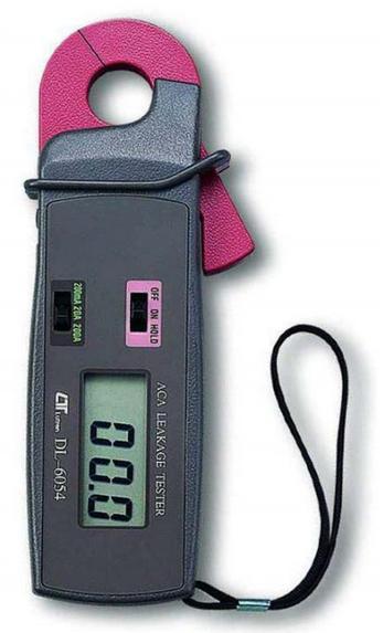 PINZA AMPERIMETRICA DIGITAL 200 AP-AC MARCA LUTRON MODELO DL 6054