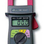 PINZA VOLTIAMPERIMETRICA DIGITAL 600 AMPS MARCA LUTRON MODELO DM 6007