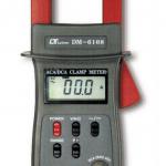 PINZA VOLTIAMPERIMETRICA DIGITAL AC DC 1000 AMPS MARCA LUTRON MODELO DM 6108