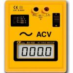 MEDIDOR DIGITAL DE VOLTIOS AC 600 VACX 0.001 VAC MARCA LUTRON MODELO AV 102