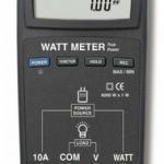 WATTIMETRO DIGITAL0-6000 MARCA LUTRON MODELO DW 6163