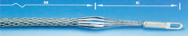 """MALLA PARA HALAR CABLE 0.62""""-0.74"""" (15-18 mms)"""