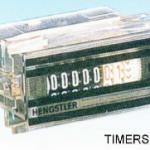 HOROMETRO 7 DIGITOS - 115 VAC-60 Hz 0.6 VA
