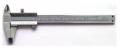 CALIBRADOR ANALOGO ACERO INOXIDABLE 6¨ 0-150 mms MARCA QINGDAO MODELO 100 0604