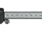 CALIBRADOR DIGITAL 8¨ 0-200 mms 0.01mm/0.0005¨ MARCA QINGDAO MODELO 101 2801