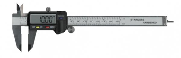 CALIBRADOR DIGITAL 12¨ 0-300 mms 0.01mm/0.0005¨ MARDAO MODELO 101 2201
