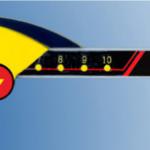 CALIBRADOR DIGITAL BIRD 4¨0-100 mms/inch MARCA QINGDAO MODELO 101 1004