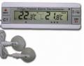 TERMOMETRO DIGITAL PARA REFRIGERADOR -40ºC+70ºC MARCA RADI MODELO RT 8100