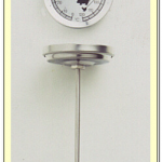 TERMOMETRO ANALOGO ALIMENTOS 0ºC-120ºC MARCA SATI MODELO